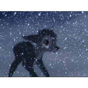 Bambi - traurig